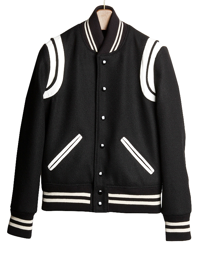 8dc7e3bdbdc (Restock) RD S. Leather trimmed Teddy jacket